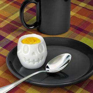 Skull Hard Boiled Egg Mold