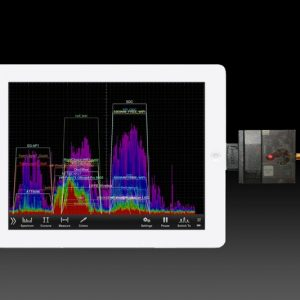 WiPry-Pro 2.4 GHz iOS Spectrum Analyzer