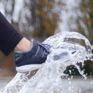 100% Waterproof Knit Shoes