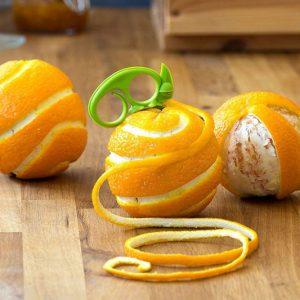 2-in-1 Citrus Peeler And Zester