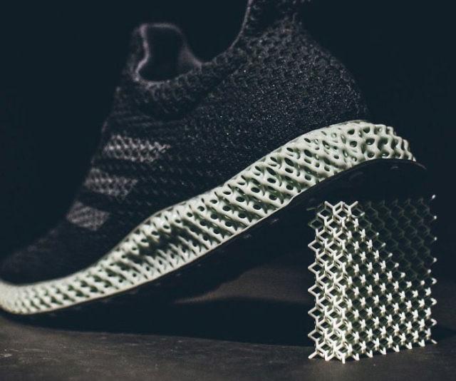 Adidas Futurecraft 4d Sneakers Interwebs