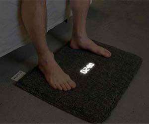 Alarm Clock Carpet