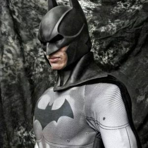 Arkham City Batman Bodysuit