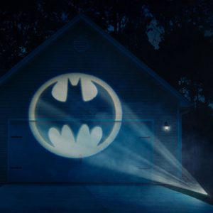 Batman Bat Signal Projector