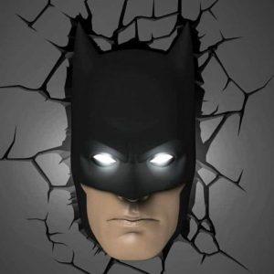 Batman Mask Wall Light