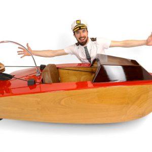 Build Your Own Mini Boat Kit
