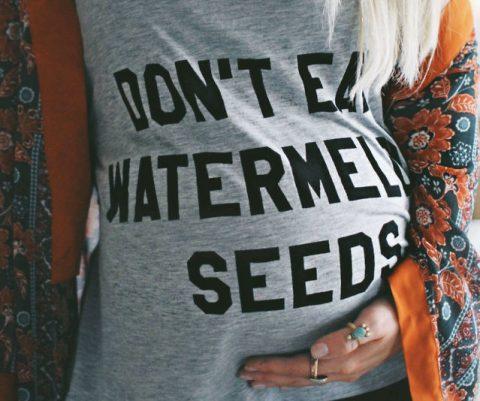 Don't Eat Watermelon Seeds Shirt