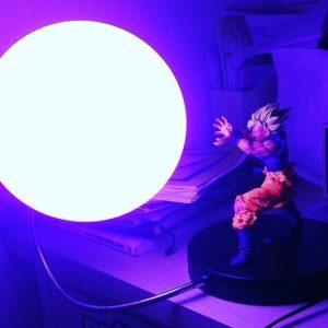Dragon Ball Z Lamps
