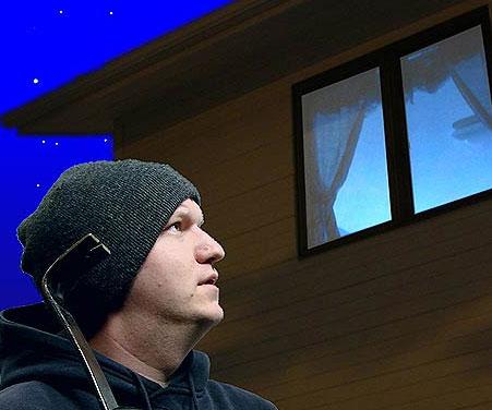 Fake TV Burglar Deterrent