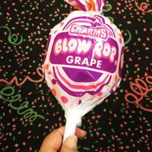 Giant Blow Pop