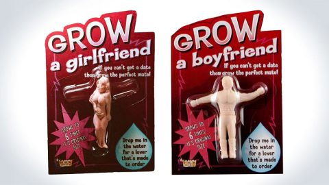 Grow A Girlfriend Boyfriend