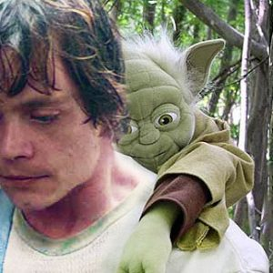 Jedi Training Yoda Plush Backpack