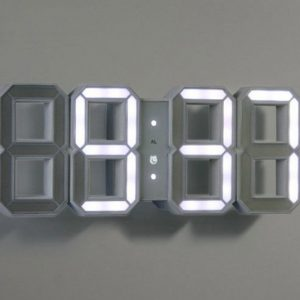 Minimalistic LED Clock