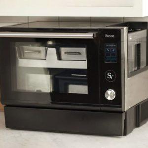 Multi-Zone Cooking Kitchen Robot