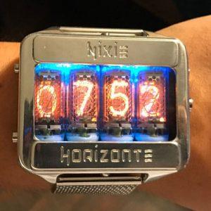 Nixie Tube Wrist Watch