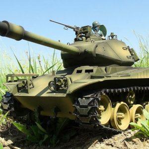 R/C Airsoft BB Firing Battle Tanks