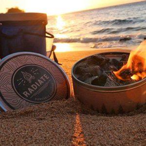 Reusable Campfire In A Can