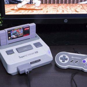 SupaRetroN HD SNES Gaming Console
