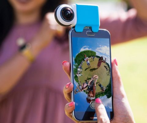 360 Degree HD Smartphone Camera