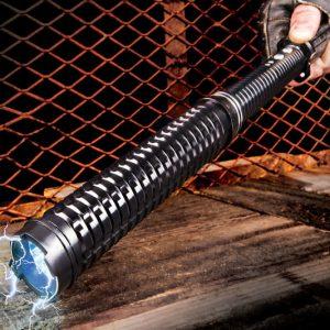 5 Million Volt Stun Gun Flashlight Baton