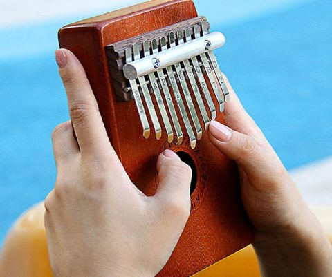 The Thumb Piano