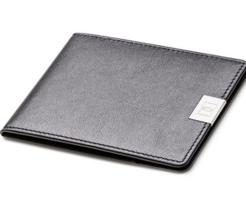 The World's Thinnest Leather Wallet