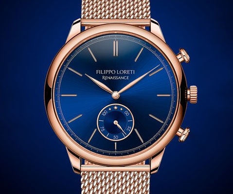 Filippo Loreti Luxury Smart Watch
