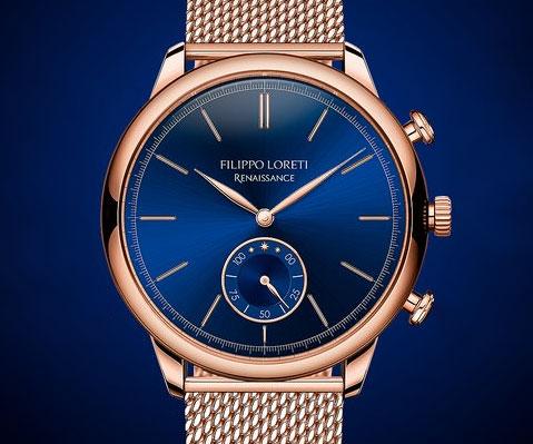 Filippo Loreti Luxury Smart Watch