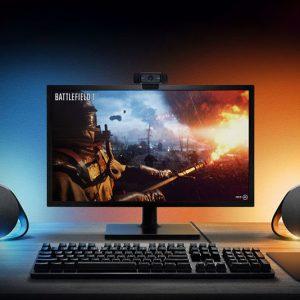 Game Driven RGB Lighting PC Speakers