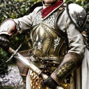 Jaime Lannister Cosplay Armor
