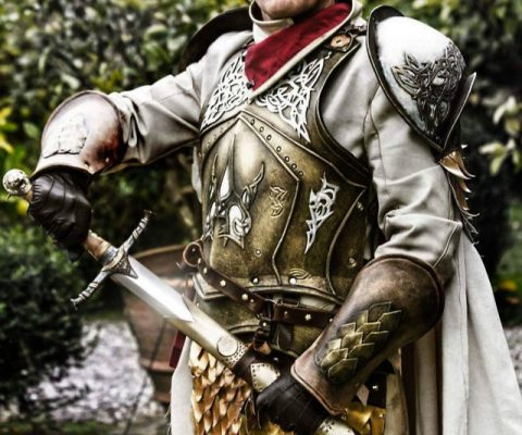 Jaime Lannister Cosplay Armor
