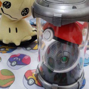 Replica Pokeball Display Jar