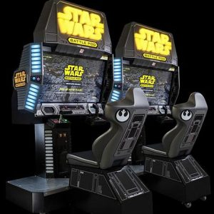 Star Wars Battle Pod Arcade