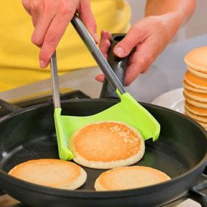 2-in-1 Tongs & Spatula