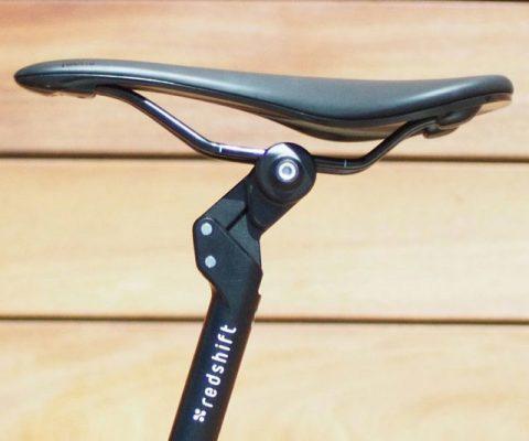 Adjustable Suspension Bicycle Seatpost
