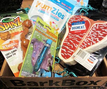 Dog Goodies Subscription Box