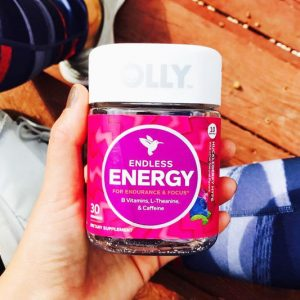 Endless Energy Gummy Supplements