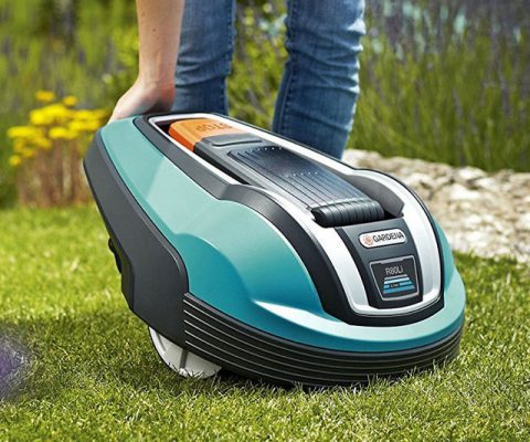 Gardena Robotic Lawnmower