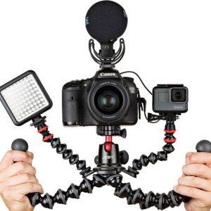 Joby GorillaPod Camera Rig