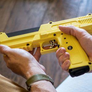Non-Lethal Pepper Spray Self Defense Gun