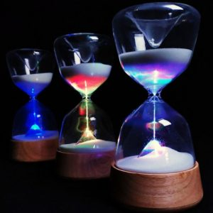 15 Min Sleep Companion Hourglass