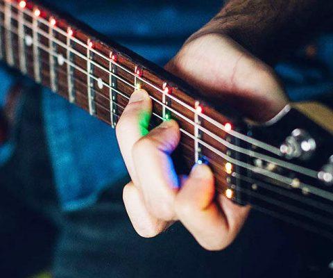 Fret Zealot LED Guitar Learning System