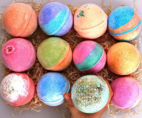 Giant Bath Bombs