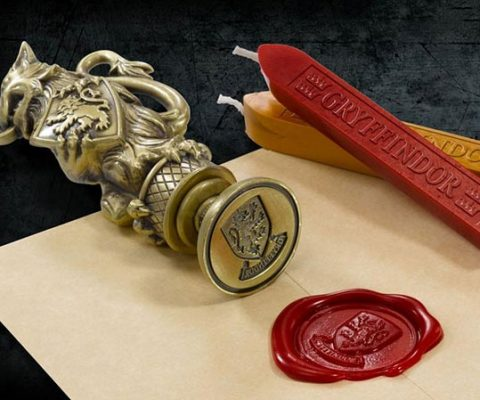 Harry Potter House Wax Seals