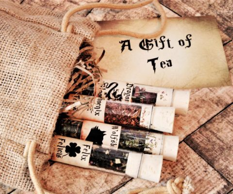 Harry Potter Inspired Tea Potions