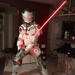 Overwatch Genji Costume