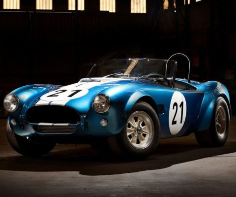 Shelby Legendary Cars