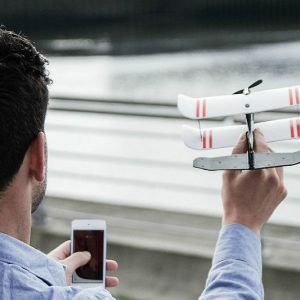 Smartphone App Controlled Airplane