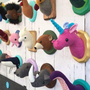 Taxidermy Stuffed Animals