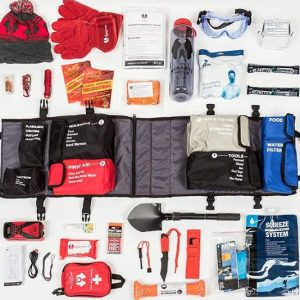 The 72 Hour Survival Kit Backpack